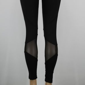 NWT Victoria/'s Secret HIGH-WAIST LEGGING MESH POCKET LARGE XX287
